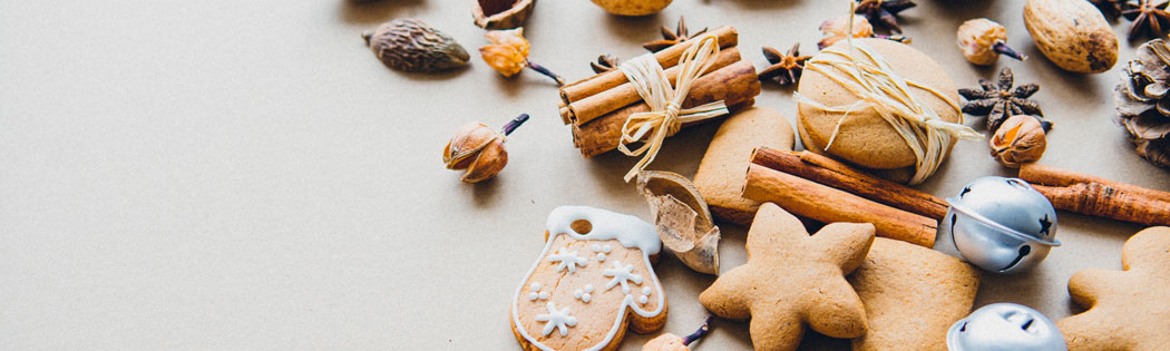 gingerbread cookies holiday catering