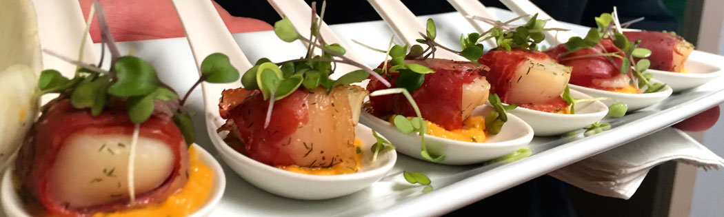 Hors d'Oeuvres for special events